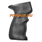 Рукоятка пистолетная для АК, Сайга или Вепрь, пластик, Red Heat, Дракон (черный)