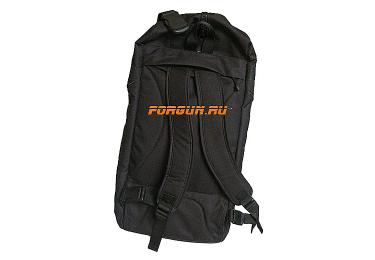 Тактический рюкзак для АКСУ, Вулкан ТК, Сайга МК03 ME 120002, нейлон (черный)