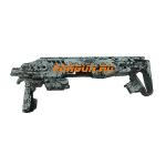Комплект для модернизации Glock CAA tactical RONI-G2-9 - URBAN, алюминий/полимер (черный)