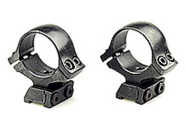Кольца 30 мм для CZ 452 Kozap 21, сталь