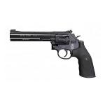 Пневматический револьвер Umarex SmithWesson 586 6, 4.5 мм, 4480000/4480015