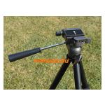 Кронштейн для установки фото, видеокамер и дальномеров, алюминий, Ultrec Pan Head Mount, QC-PH