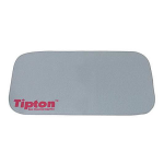 Мат для чистки Tipton 30х60 см 602557
