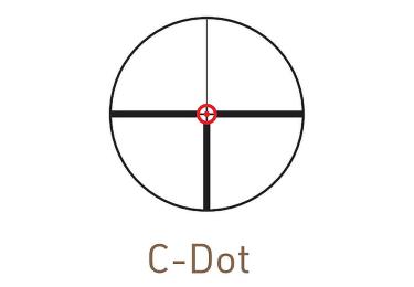 Оптический прицел Kahles CSX 2.5-10x50 L, с подсветкой (C-Dot)
