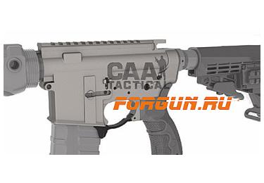 Паучер открытый для магазина M16/M4/AR-15 со спусковой скобой CAA tactical TGMG
