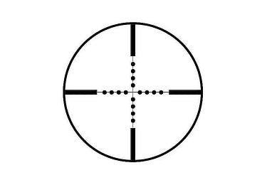 Оптический прицел SWFA SS MOA 6x42 RF 30mm, сетка Mil-Dot SS6X42