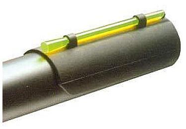 Мушка HiViz Plain Barrel Sight наствольная MPB