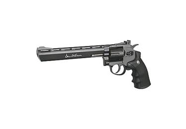 """Пневматический пистолет револьвер Dan Wesson 8"""" металл (ASG)"""