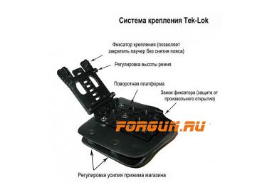 _Паучер спортивный ME для магазина АКМ, АК-74 с креплением Тек Лок, 300004