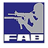 Патронташ FAB Defense на 5 патронов 12 калибра, быстросъемный на Weaver/Picatinny, пластик, FD-SH-5