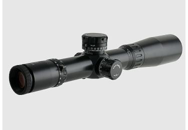Оптический прицел IOR Valdada 5.8-40x56 40mm Crusader Tactical FFP MOA/MOA с подсветкой (MP-8 XTREME-X1 MOA)
