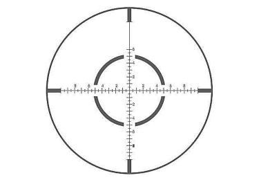 Оптический прицел U.S. Optics 1.5-6x28 30мм SN-4 (JNG MIL)