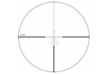 Оптический прицел Vortex Viper HS LR 6-24x50 FFP (XLR MOA)