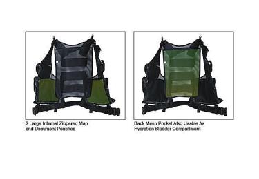 Тактический разгрузочный жилет, камуфляжный цвет, Leapers UTG, PVC-V547RT