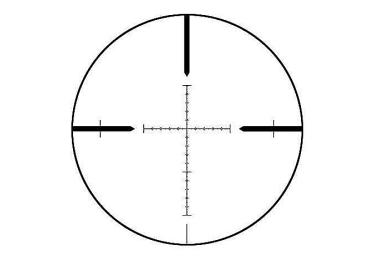 Оптический прицел SWFA SS MRAD 3-9x42 30mm, сетка Mil-Quad SS39X42MQ
