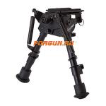 Сошки для оружия Firefield Bipod FF34023 (на Weaver или антабку) (длина от 15 до 23 см)