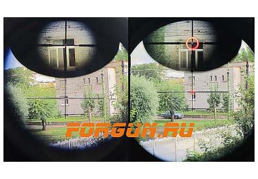 Оптический прицел ROS Eagle Eye EE 3/9x30 D