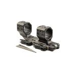 Кронштейн Spuhr на Weaver с кольцами 30 мм, быстросъемный, высота 38 мм, наклон 20,6 M.O.A., QDP-3616