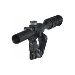 Оптический прицел Беломо ПОСП 6х24Т с подсветкой сетки, с ЛЦУ-ОМ (для Тигр/СКС)