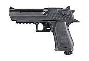 Пневматический пистолет Baby Desert Eagle черный (Umarex)