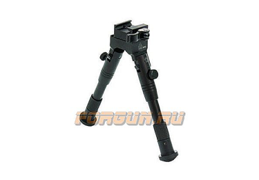Сошки для оружия Leapers UTG, Weaver/Picatinny или антабка, высота 16-17 см, TL-BP28SQ