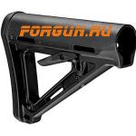 Задник телескопического приклада, пластик, Magpul MOE MAG400, черный