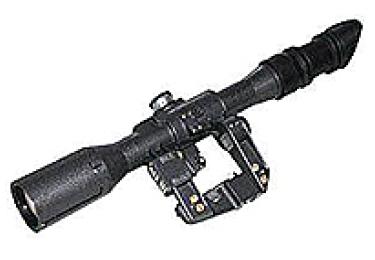 Оптический прицел Беломо ПОСП 8x42 М6 PRO с прицельной сеткой MilDot, тактическими барабанчиками (для Тигр/СКС)