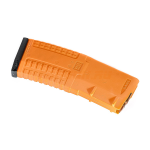 Магазин Pufgun на AR-15, 5,56х45, 30 патронов, полиамид, рельефный, оранжевый, 114 г