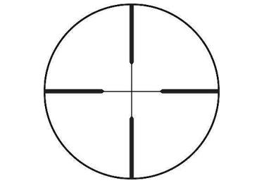 Оптический прицел Leupold VX-1 3-9x40 (25.4mm) Shotgun/Muzzleloader матовый (Wide Duplex) 113875