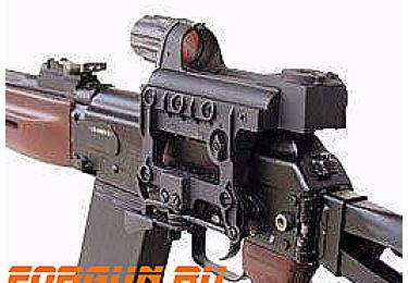 Коллиматорный прицел ЭКП-1С-03 Аксион