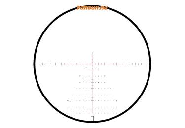 Оптический прицел Hawke Frontier 30 5-30x56 SF IR (Mil Pro 20x), с подсветкой, с боковой отстройкой параллакса, 18441