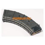 Магазин 7,62x39 мм (.30, .366 ТКМ) на 30 патронов для АК, АКМ, Вепря или Сайги, пластик, Pufgun, Mag SGA762 40-30/B, возможность укорочения