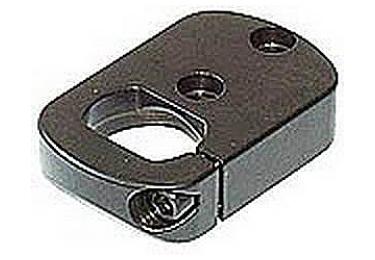 Основание (переднее+заднее) MAK для поворотного кронштейна Heym SR30, 1480-0099/1680-0099