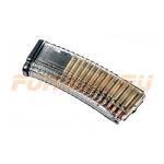 Магазин Pufgun на Сайга МК223, 5,56х45, 30 патронов, поликарбонат, прозрачный, 187 г.