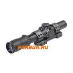 Оптический прицел Dedal DHF 1-7x24, FFP, 34 мм, с подсветкой