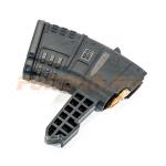Магазин Pufgun на СКС, 7,62х39, 10 патронов, полимер, черный, возможность укорочения