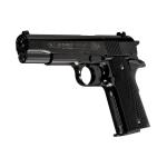 Пневматический пистолет Colt Government 1911 черный (Umarex)