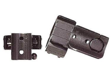 Кронштейн EAW Apel с кольцами (30мм) для Browning Bar 2, высота 17мм, поворотный, быстросъемный, 300-05003
