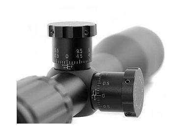 Оптический прицел SWFA SS MRAD 12x42 RF 30mm, сетка Mil-Quad SS10X42MQ