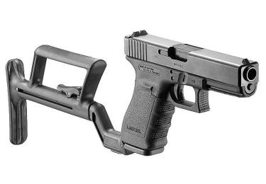Приклад тактический для Glock 17 Fab Defense GLR-17