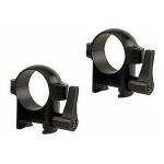 Кольца Burris Zee quick (26 мм) на Weaver, средние, быстросьемные, раздельные, 420034