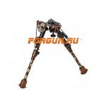 Сошки для оружия Caldwell XLA Fixed (на антабку) (длина от 15,2 до 22,9 см), 445000, камуфляж