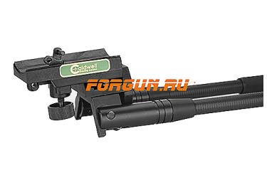 Сошки для оружия Caldwell Shooting Bipod Prone (на антабку) (длина от 20,5 до 30,5 см), 457855