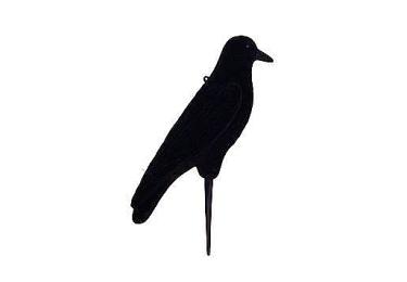 Чучело подсадное ворона черная Tanglefree D73410F
