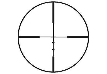 Оптический прицел Leupold VX-2 3-9x40 (25.4mm) матовый (LR Duplex) 110801