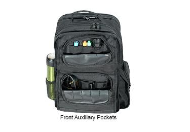 Тактический рюкзак Leapers UTG, двухлямочный, черный цвет, PVC-P368B