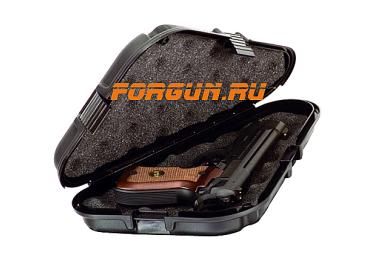 Кейс Plano для пистолета Large Frame Pistol Case, 30,4х5,7х17,7 см, пластиковый, 142300