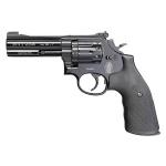 Пневматический револьвер Umarex SmithWesson 586 4, 4.5 мм, 4480004/4480013