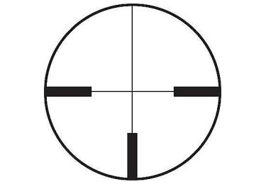 Оптический прицел Leupold VX-6 1-6x24 (30mm) CDS матовый с метрикой (German #4) 112317