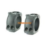 Кольца Spuhr Hunting D30мм H21mm на Blaser, c двумя интерфейсами, небыстросьемные, HB30-21D